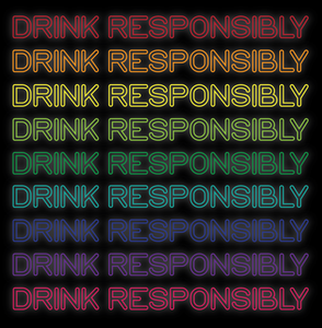 Please Drink Responsibly