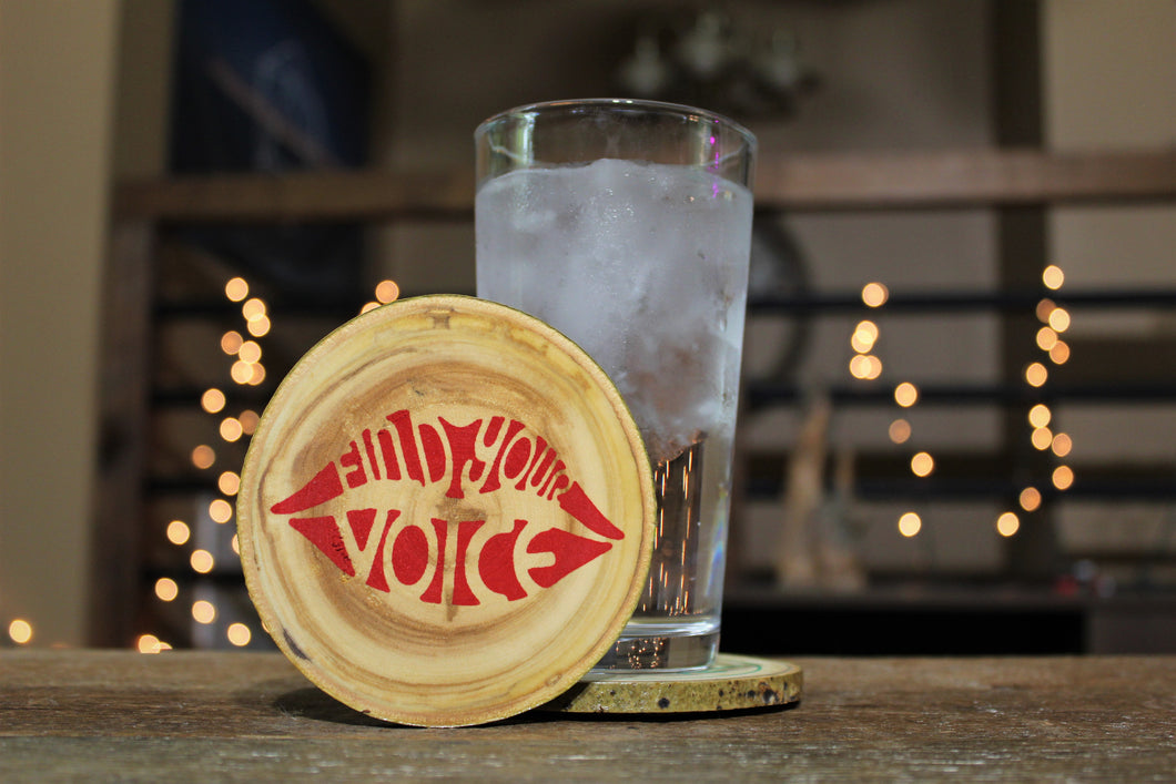 FIND YOUR VOICE - The COASTER Collection