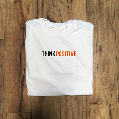 THINK POSITIVE -THREADS