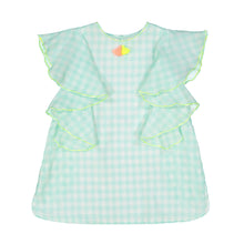 Emilie Gingham Dress