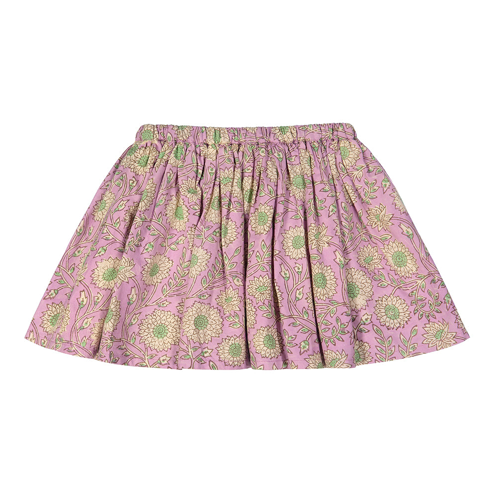 Hand block Alice Skirt