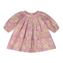 Fall Bloom Baby Dress
