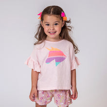 Unicorn Boxy Tee
