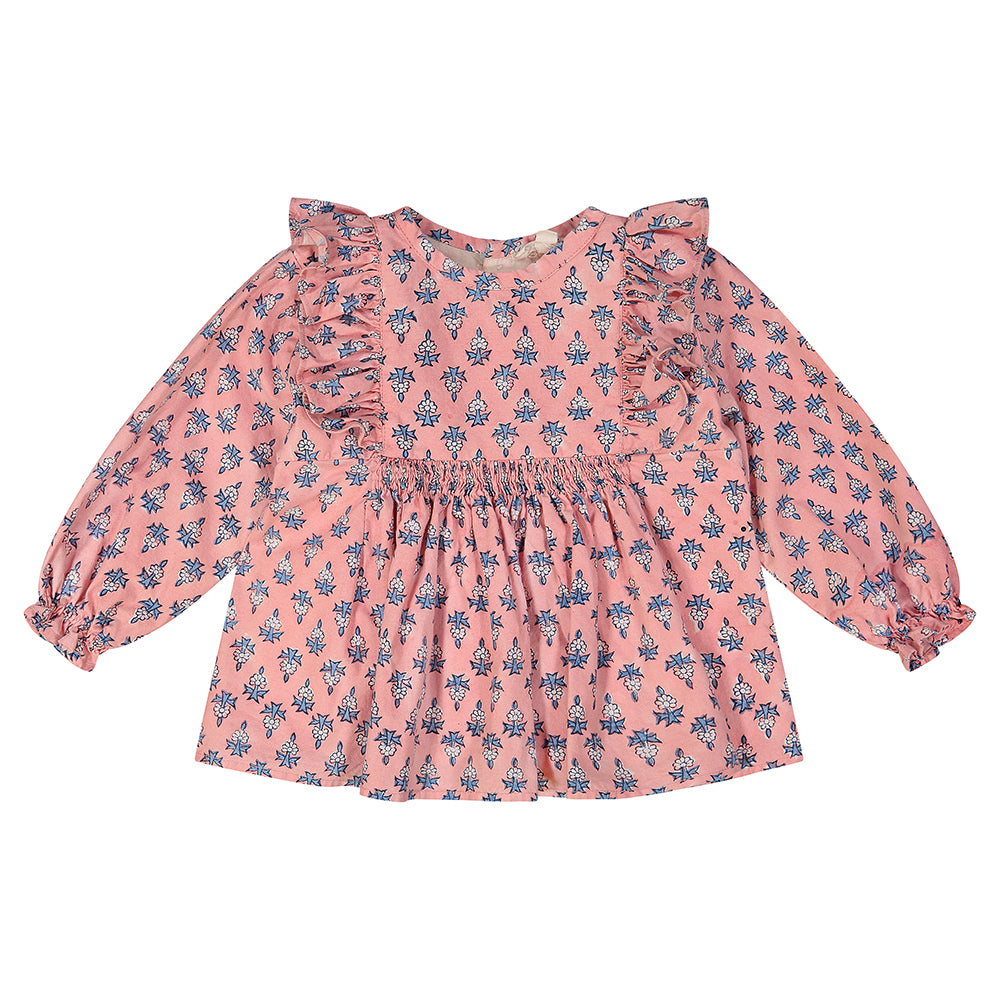 Dusty Bloom Suri Blouse