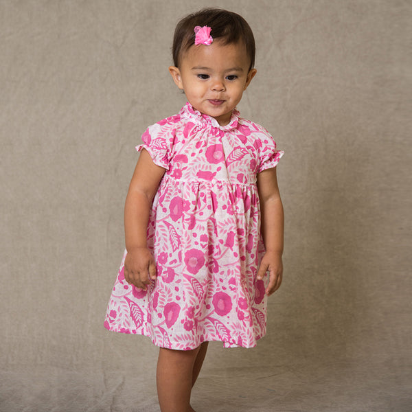 Margo Infant Dress