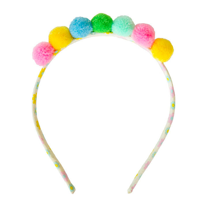 Little Pompom Headband