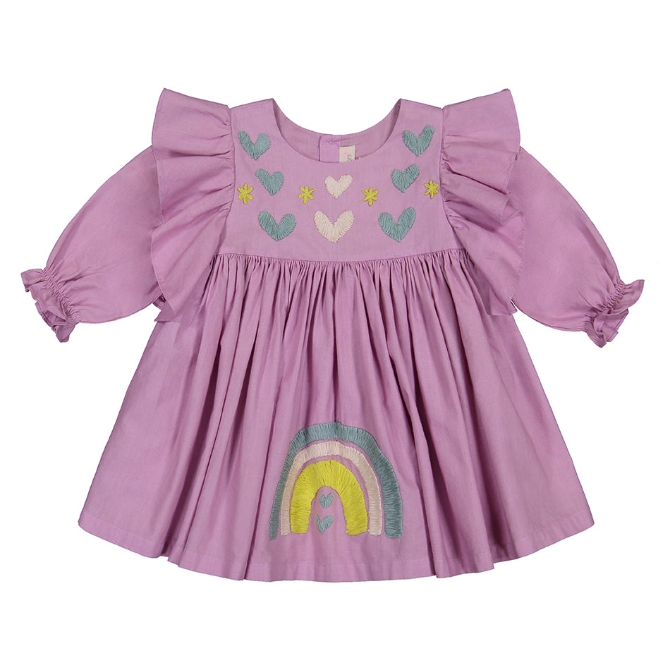 Orchid Milly Dress