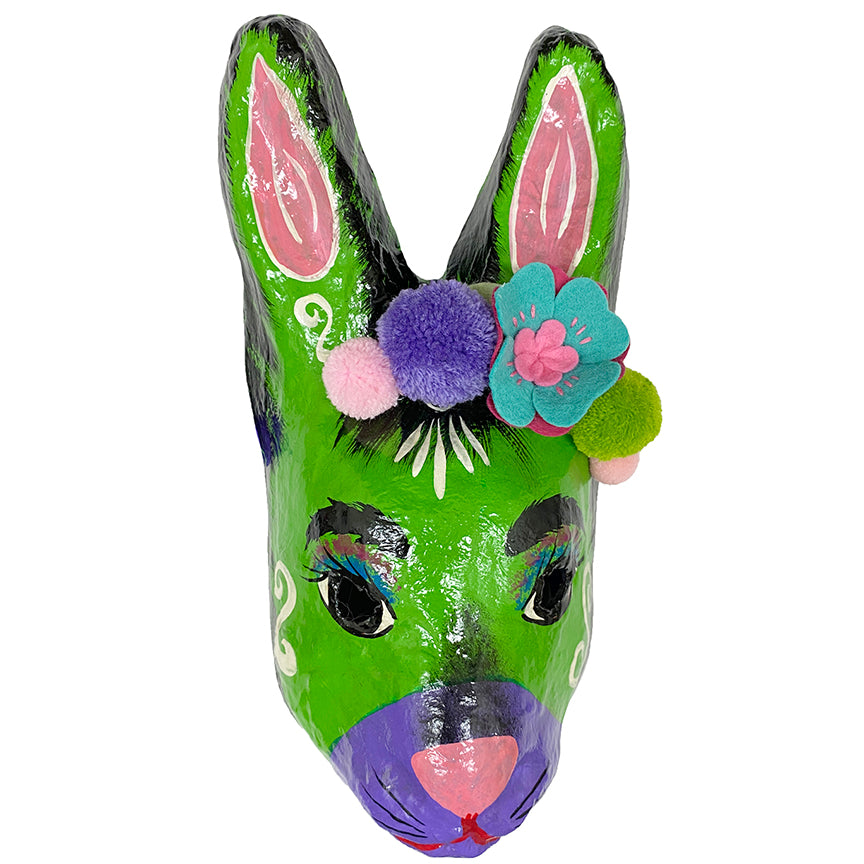Bunny Paper Mask