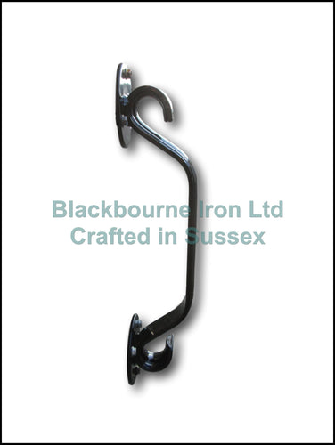 Wrought Iron Zerah Grab Rail