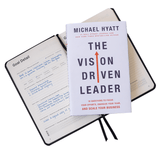 The Vision Driven Leader: 10 Questions to Focus Your Efforts, Energize Your Team, and Scale Your Business