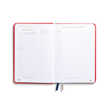 Full Focus Planner - Bold by Megan Hyatt Miller - Annual Subscription - International Customers