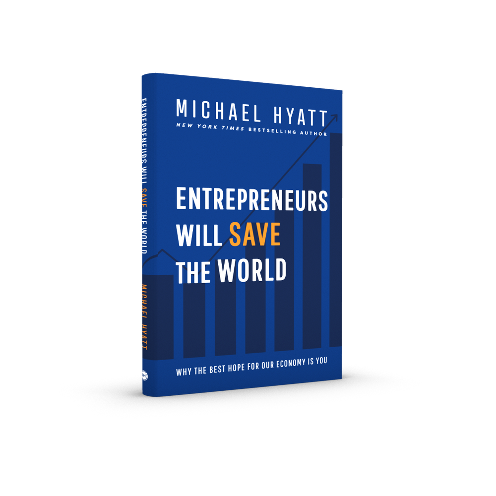 Entrepreneurs Will Save the World