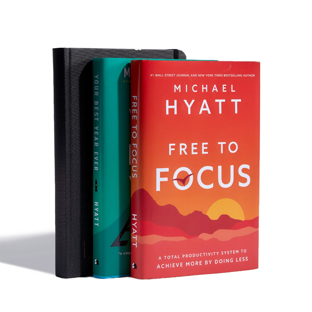 The Full Focus Achievement Book Bundle