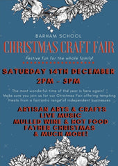 Barham School Christmas Fair