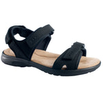 Woman's leather sports sandals LIIVA