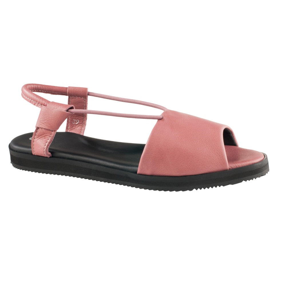 Women's leather sandals Berlin Pink