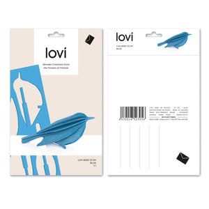 Bird by Lovi S size card
