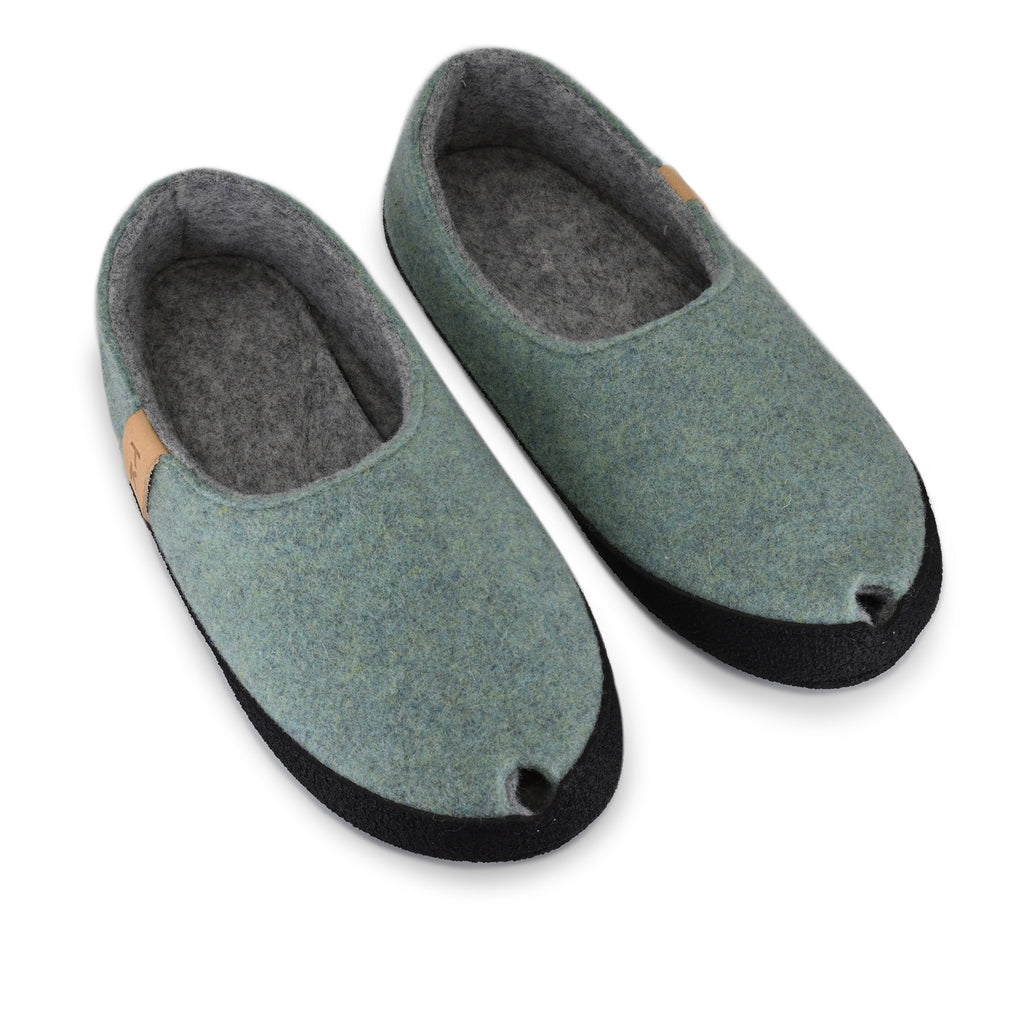 Woolen slippers Budapest, Limited Eddition