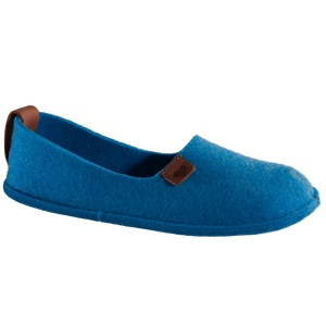 Women's slippers OKO - TOKU, blue