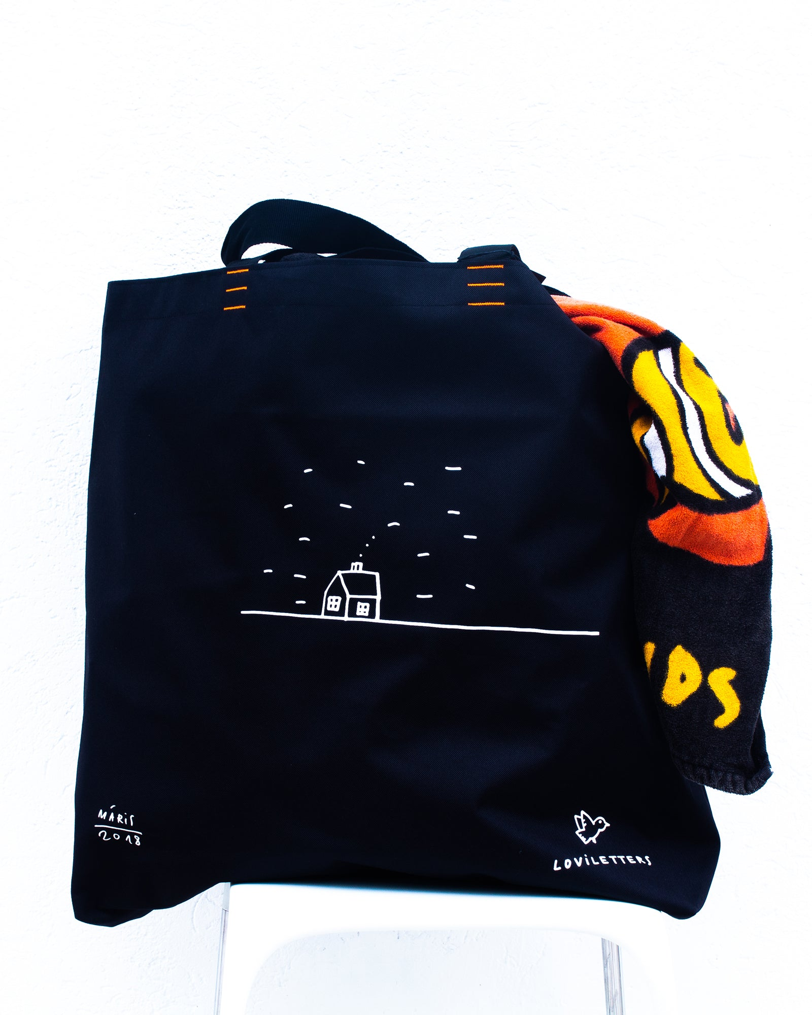 BIGBLACK BAG, design No 2