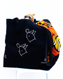 BIGBLACK BAG, design No 1