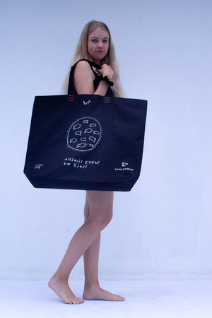 BIGBLACK BAG, design No 7