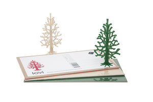 Spruce Tree by Lovi, L size card