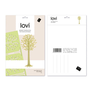 Tree by Lovi, L size card