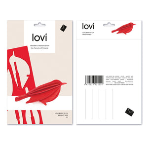 Bird by Lovi, M size card