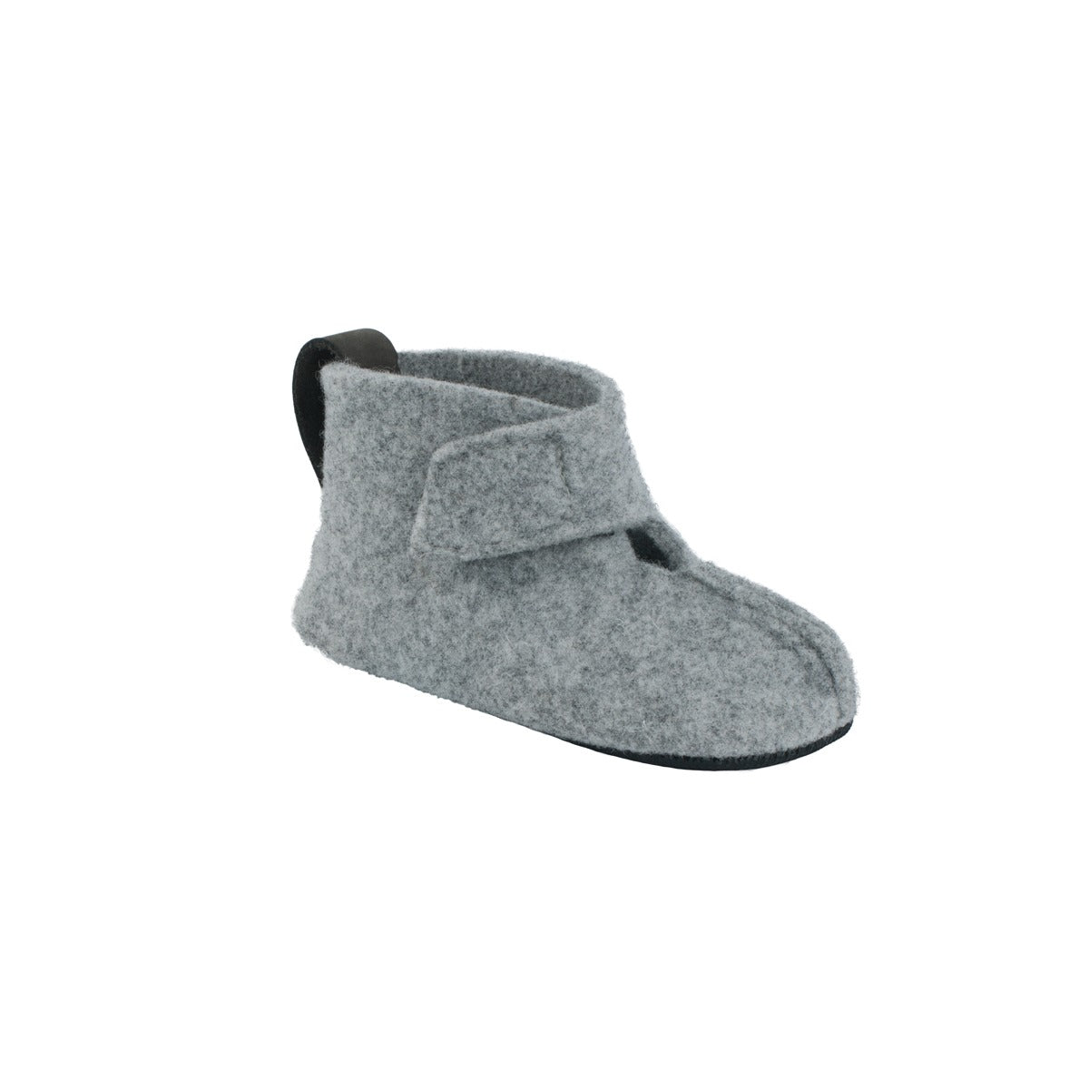 Kid's woolen slippers Velcro