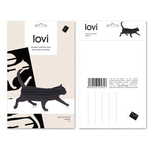 Cat by Lovi, M size card