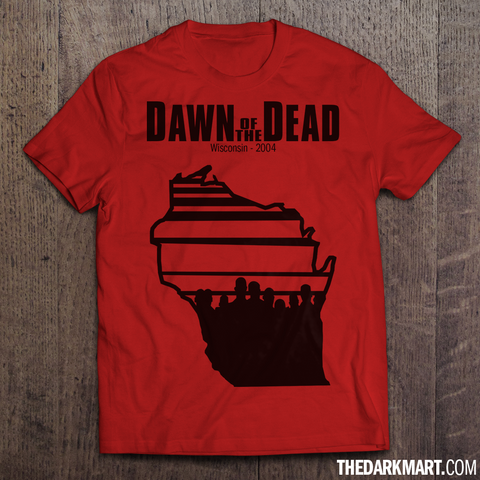 Horror Map - Wisconsin - Dawn of the Dead