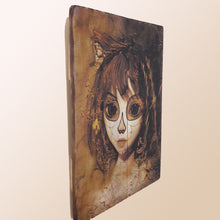 "ReBorne Art image printed onto wood - 30 x 45cm (12"" x 18"") approx. Ready to hang!"