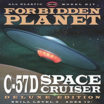 Forbidden Planet - C-57D Space Cruiser