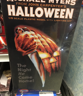 Michael Myers Halloween Model Kit