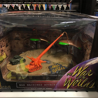 War of the Worlds Model Kit