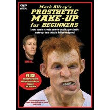 Dvd Prosthetic Make Up