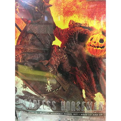 Headless Horseman Model Kit