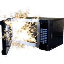 Exploding Microwave