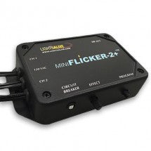 miniFLICKER-2+ Two-channel Multi-Effect Light Controller