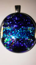 The Electric Blue Pendant