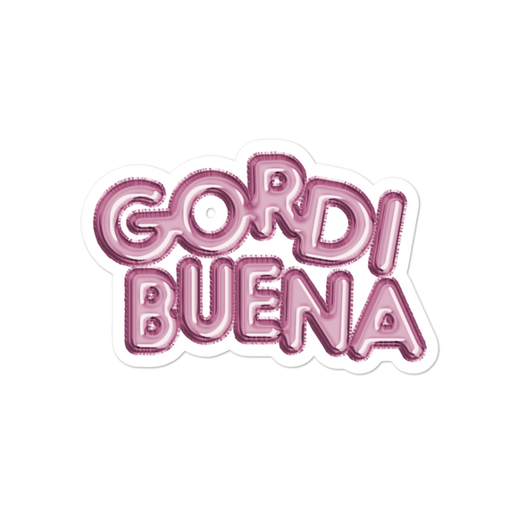 GordiBuena stickers