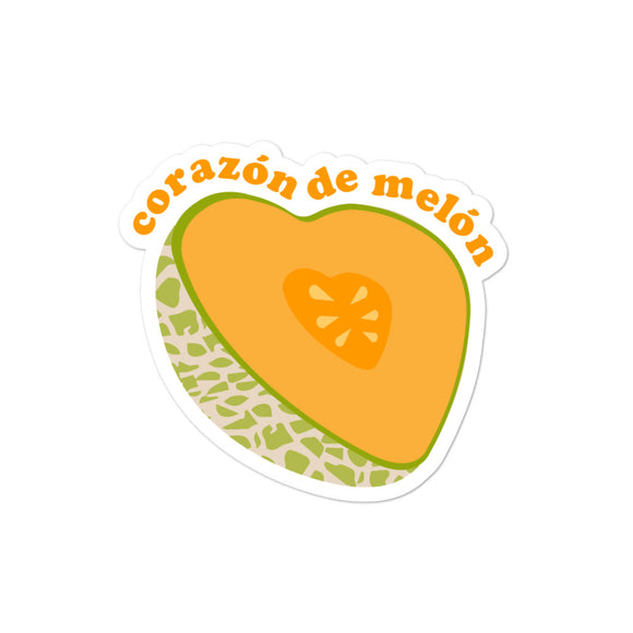 Corazon de Melon stickers