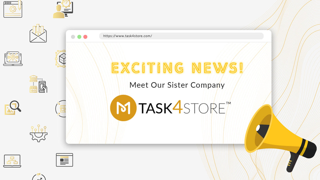 Introducing Our Sister Company - Task4Store.com