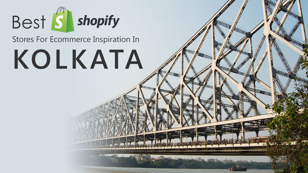 Best Shopify Stores For E‑commerce Inspiration in Kolkata