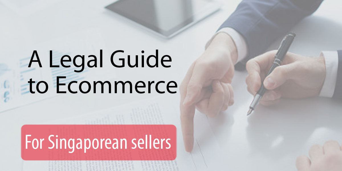 A Legal Guide To Ecommerce
