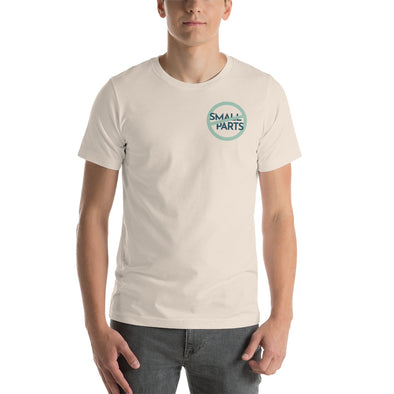 No Small Parts - Mint - Short-Sleeve Unisex T-Shirt
