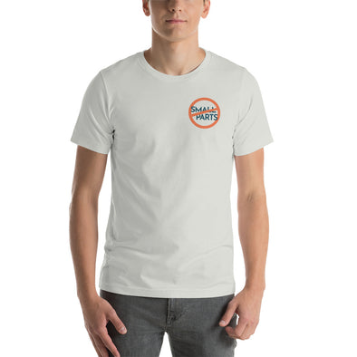 No Small Parts - Orange - Short-Sleeve Unisex T-Shirt