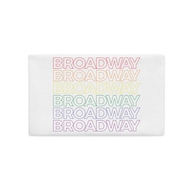 Broadway Pride - Premium Pillow Case