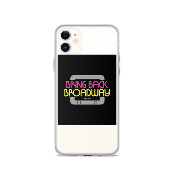 Bring Back Broadway - iPhone Case